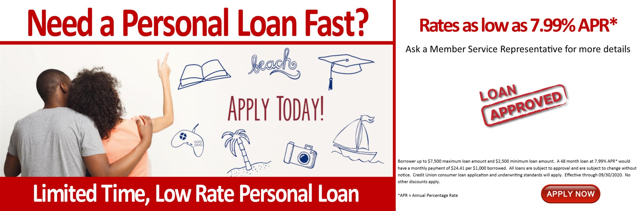 Signature Loan